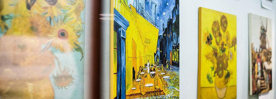 Выставка «Неизвестный Ван Гог» в Санкт-Петербурге