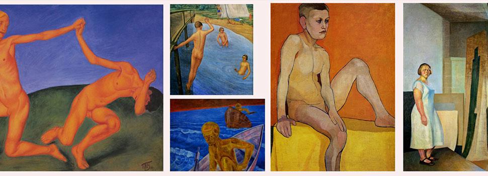 Большая выставка работ Петрова-Водкина в Русском музее
