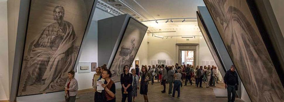 Выставка, посвященная истории создания Исаакиевского собора