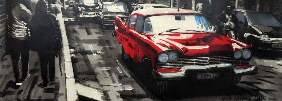 """Выставка живописи """"La Cuba"""" в Санкт-Петербурге"""