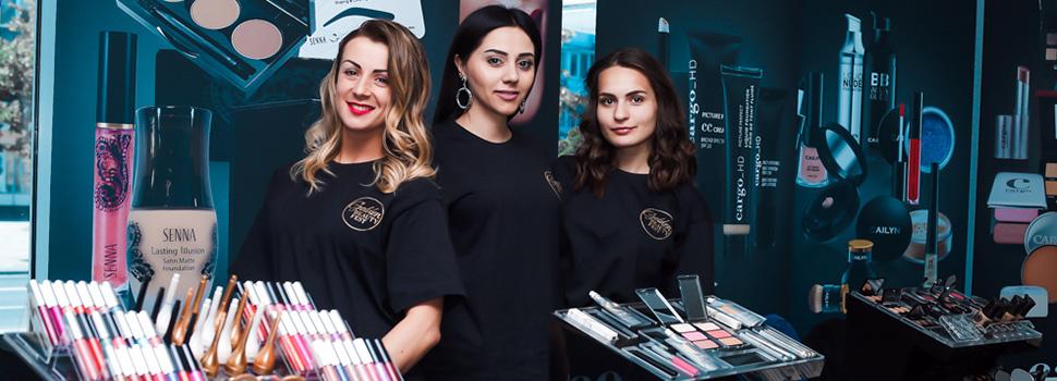Мастер класс и фестиваль визажистов Golden Beauty Fest