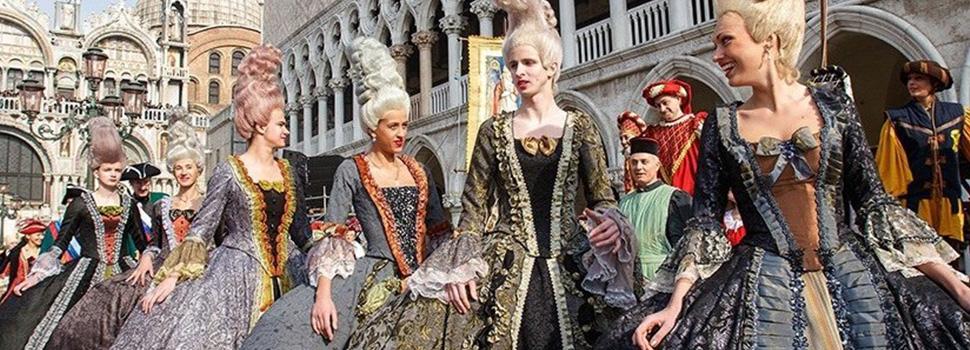 Фотовыставка от Михаила Шемякина - Венецианский карнавал