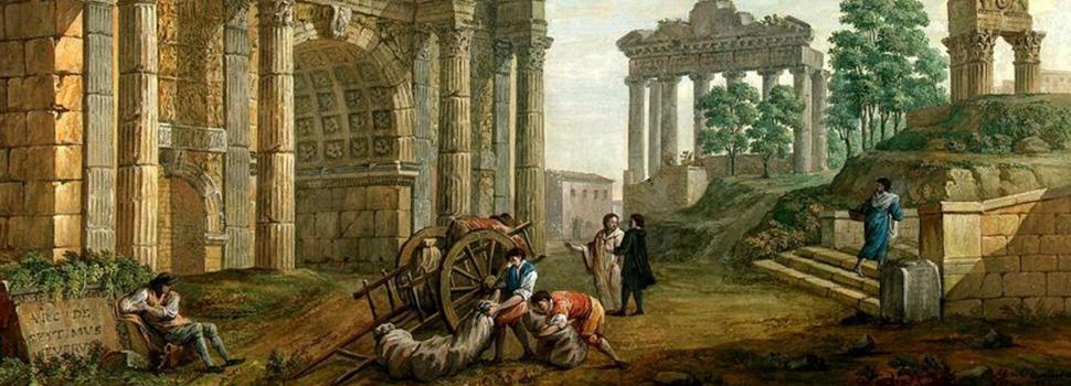Выставка античности в Академии художеств Санкт-Петербурга